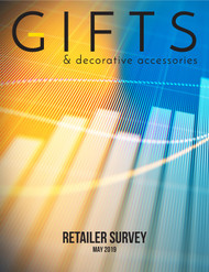 Gifts & Decorative Accessories Today's Gifted Retailer Report 2019