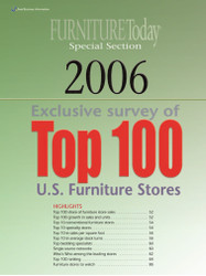 Furniture Today's Top 100 Furniture Stores - 2006