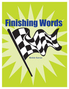 FINISHING WORDS