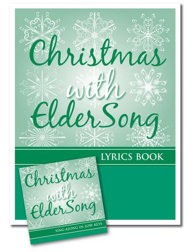 Christmas With Eldersong Cd And Lyrics Book
