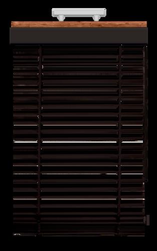 2inch Room Darkening - Hand Sample