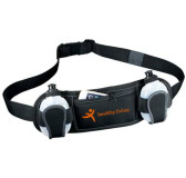 Reflective Fitness Hydration Belt