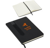 Soft Cover Journal w/ Elastic Pen Holder