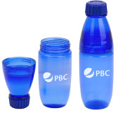 Convertible 20oz Tritan Bottle and Tumbler