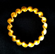 #BR8 Vintage Twisted Gold Bracelet $75.