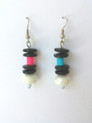 #A27 Earrings to match $25. Available in Wire, Post or Clip On