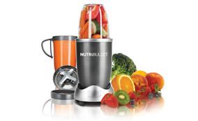 NutriBullet Infusion 600w Nutrition Extractor. Original 12 Piece Set