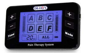 Dr ho's Pain Therapy Massage System PRO Model Tens Machine