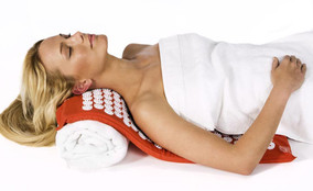 Acupressure Yoga Massage Mats for Pain Relief
