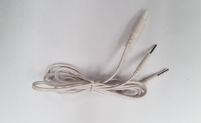 Replacement wires for Aus Pysio Tens machine unit