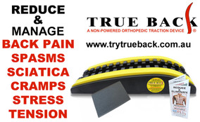 True Back Orthopaedic Traction Device. Trueback