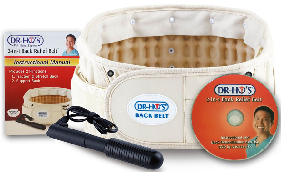ca193e8acf633 Dr Ho s Belt Dr ho Physio Back Brace Support Belt. - Support for Australians