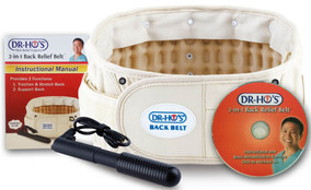 Dr Ho's Belt Dr ho Physio Back Brace Support Belt.