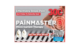 Painmaster – Micro Current Pain Therapy Device