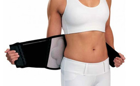 The DonJoy ComfortFORM Back Support Brace