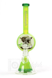 Illadelph - Yoda Custom Rig with Wu-Banger and Pyramid Perc - Front View