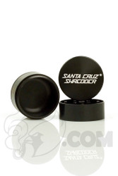 Santa Cruz Shredder - 3 Piece Small Black Grinder