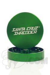 Santa Cruz Shredder - 2 Piece Large Green Grinder