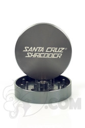 Santa Cruz Shredder - 2 Piece Large Grey Grinder