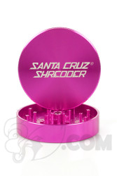 Santa Cruz Shredder - 2 Piece Large Pink Grinder