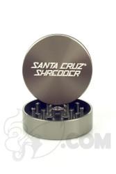 Santa Cruz Shredder - 2 Piece Medium Grey Grinder