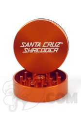 Santa Cruz Shredder - 2 Piece Medium Orange Grinder