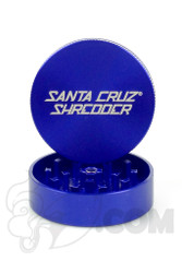 Santa Cruz Shredder - 2 Piece Medium Purple Grinder