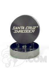 Santa Cruz Shredder - 2 Piece Small Grey Grinder