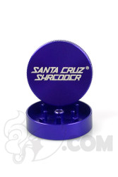 Santa Cruz Shredder - 2 Piece Small Purple Grinder