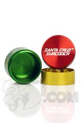 Santa Cruz Shredder - 3 Piece Small Rasta Grinder