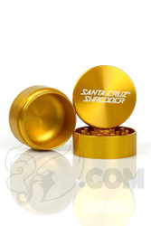 Santa Cruz Shredder - 3 Piece Medium Gold Grinder