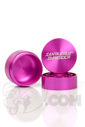 Santa Cruz Shredder - 3 Piece Medium Pink Grinder