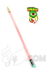 Sherbet Glass - XL Serum Glass Pencil Dabber with Green Tip
