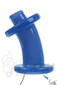 Huffy - Micro Jammer in Blue Cheese and Clear Mouthpiece