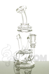 Tons O' Fun - Dual Uptake Floater Recycler Front