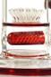 Illadelph x JM Flow Sci Glass - Detachable Red Triple Coil Collab Perc 2