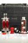 Illadelph x JM Flow Sci Glass - Detachable Red Triple Coil Collab Set