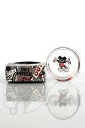 Ski Mask - Glass Dish - Lumi Toons