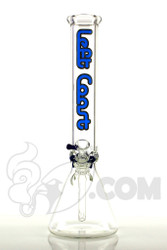 Left Coast - 7mm Beaker with Blue Label