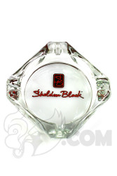 Sheldon Black - Ash Tray with Red Signature