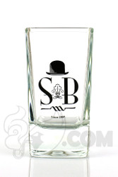 Sheldon Black - Shot Glass with Black Label