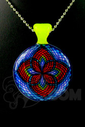 Takoda Madrona - Fillachello Pendant with Yellow Bail