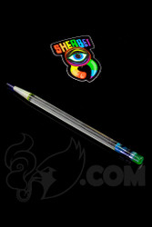 Sherbet Glass - Glass Pencil Dabber UV Nova with Blue Tip