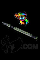 Sherbet Glass - UV Nova Glass Crayon Dabber