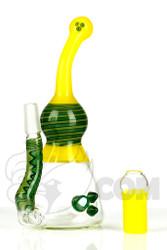 Alex Schmalex  - Green and Yellow Mini Tube