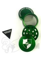 Santa Cruz Shredder - Illadelph 4 Piece Medium Green Grinder