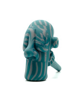 Gomez Glass Handpipe Blue/Gray