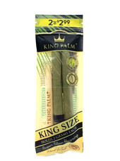 King Palm 2 King Rolls w/ Boveda Humidity Pack