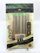 King Palm 5 XXL Rolls w/ Boveda Humidity Pack
