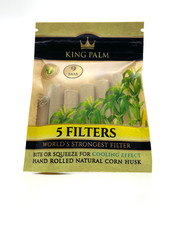 King Palm 9mm Corn Husk Filters